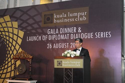 (26 August 2016) KLBC Gala Dinner   Launch of Diplomat Dialogue Series - 29