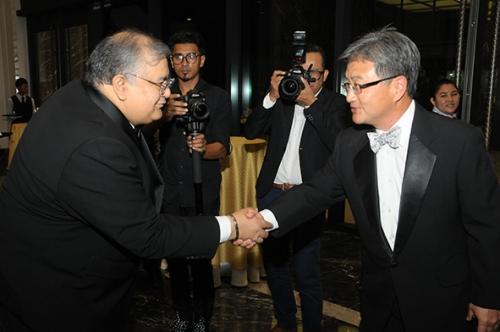 (26 August 2016) KLBC Gala Dinner   Launch of Diplomat Dialogue Series - 5