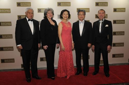 (26 August 2016) KLBC Gala Dinner   Launch of Diplomat Dialogue Series - 9