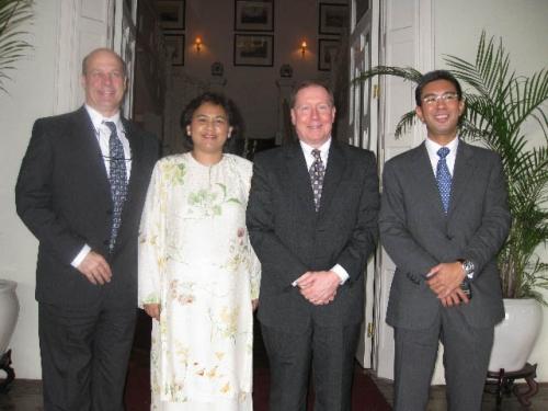 (26 November 2008) KLBC Fireside Chat With US Ambassador HE James Keith - 2