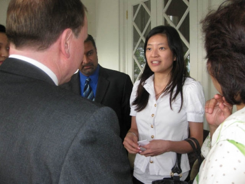 (26 November 2008) KLBC Fireside Chat With US Ambassador HE James Keith - 4