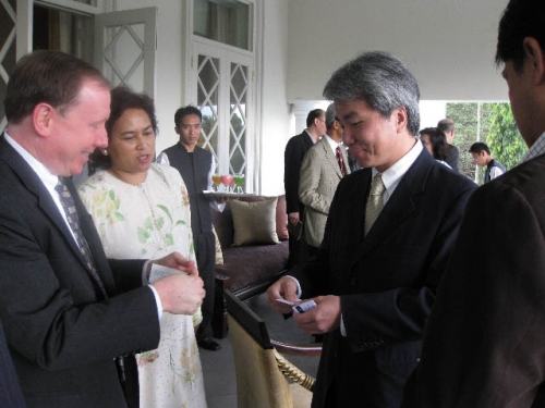 (26 November 2008) KLBC Fireside Chat With US Ambassador HE James Keith - 5