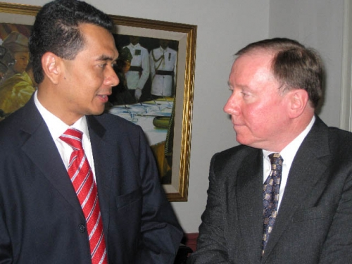 (26 November 2008) KLBC Fireside Chat With US Ambassador HE James Keith - 6