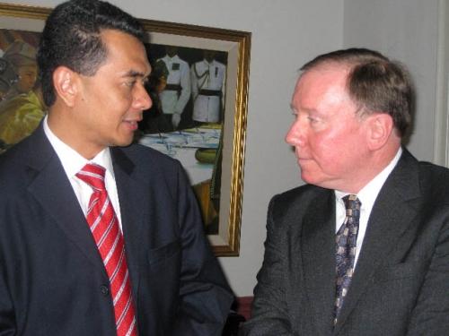(26 November 2008) KLBC Fireside Chat With US Ambassador HE James Keith - 6