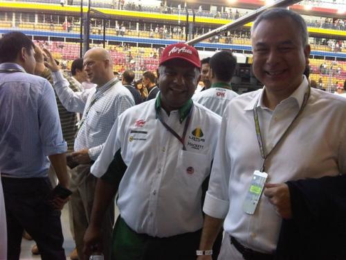 (26 September 2010) Formula 1 Singtel Singapore Grand Prix - 1