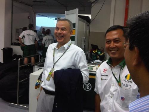 (26 September 2010) Formula 1 Singtel Singapore Grand Prix - 2