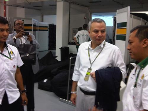 (26 September 2010) Formula 1 Singtel Singapore Grand Prix - 3