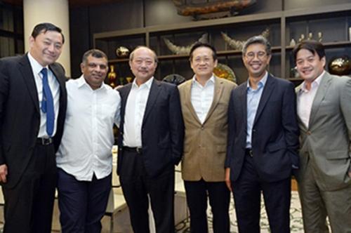 (28 October 2015) KLBC Dinner with Mr David Bonderman - 11
