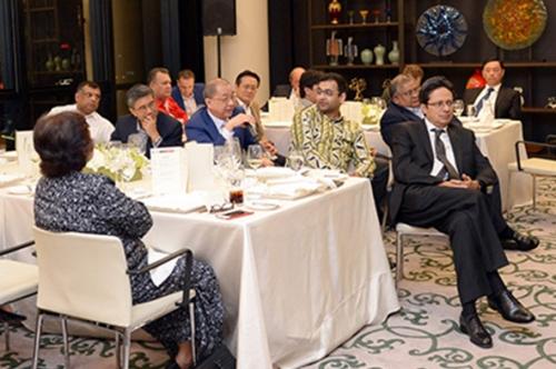 (28 October 2015) KLBC Dinner with Mr David Bonderman - 3