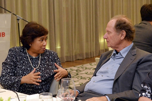 (28 October 2015) KLBC Dinner with Mr David Bonderman - 5