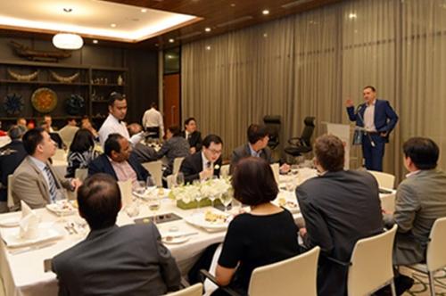 (28 October 2015) KLBC Dinner with Mr David Bonderman - 8