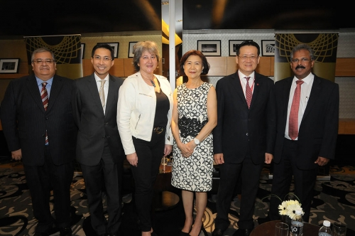 (28 September 2016) KLBC Diplomat Dialogue Series with HE Vicki Treadell - 12