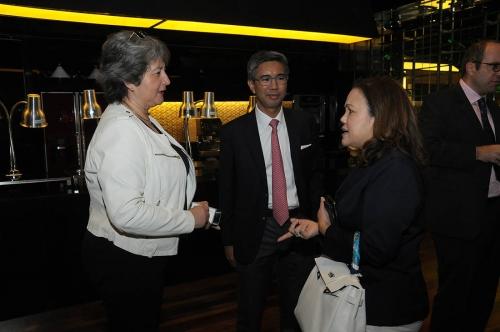 (28 September 2016) KLBC Diplomat Dialogue Series with HE Vicki Treadell - 4