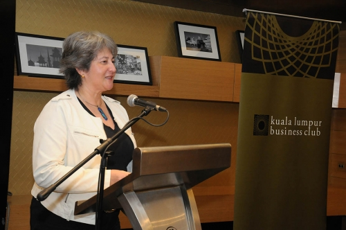 (28 September 2016) KLBC Diplomat Dialogue Series with HE Vicki Treadell - 7