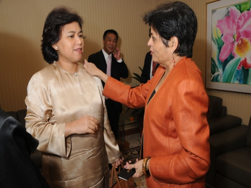 (29 March 2011) Luncheon in Honour of the Visit by Asia Society President - 1