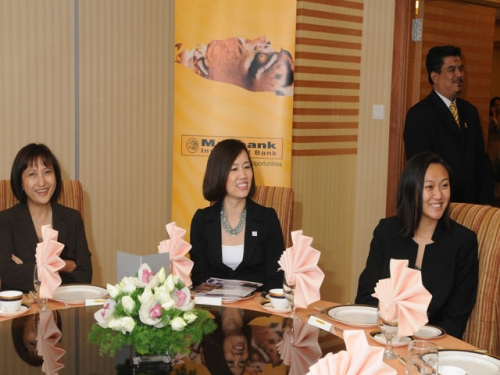 (29 March 2011) Luncheon in Honour of the Visit by Asia Society President - 10