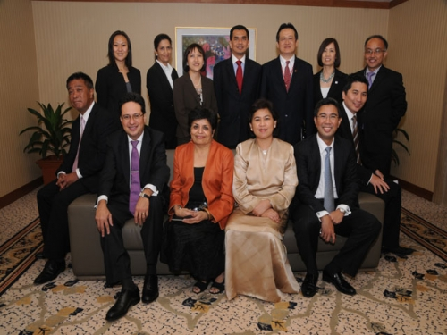 (29 March 2011) Luncheon in Honour of the Visit by Asia Society President - 15