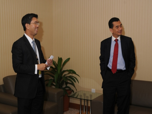 (29 March 2011) Luncheon in Honour of the Visit by Asia Society President - 2
