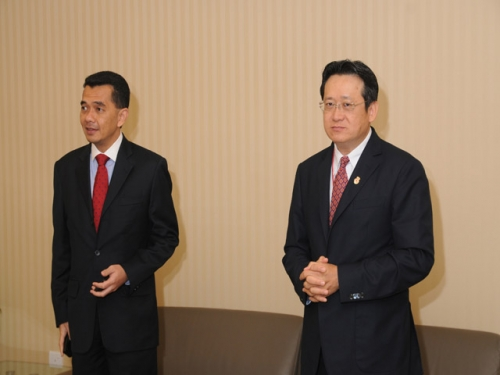 (29 March 2011) Luncheon in Honour of the Visit by Asia Society President - 3
