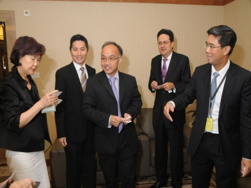 (29 March 2011) Luncheon in Honour of the Visit by Asia Society President - 4