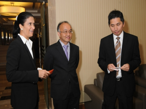 (29 March 2011) Luncheon in Honour of the Visit by Asia Society President - 5