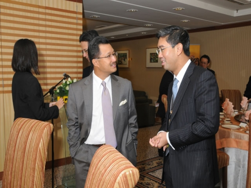 (29 March 2011) Luncheon in Honour of the Visit by Asia Society President - 6