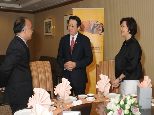 (29 March 2011) Luncheon in Honour of the Visit by Asia Society President - 7