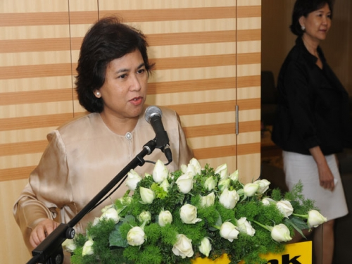 (29 March 2011) Luncheon in Honour of the Visit by Asia Society President - 9