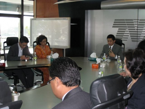 (29 October 2008) KLBC Breakfast Forum   Briefing on Global Brand Forum - 1