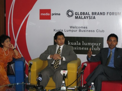 (29 October 2008) KLBC Breakfast Forum   Briefing on Global Brand Forum - 11