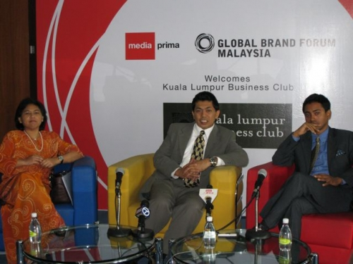 (29 October 2008) KLBC Breakfast Forum   Briefing on Global Brand Forum - 12