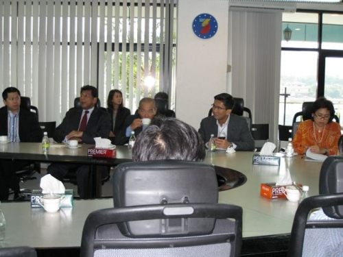 (29 October 2008) KLBC Breakfast Forum   Briefing on Global Brand Forum - 2