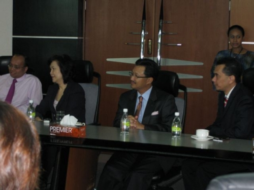 (29 October 2008) KLBC Breakfast Forum   Briefing on Global Brand Forum - 3
