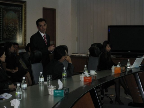 (29 October 2008) KLBC Breakfast Forum   Briefing on Global Brand Forum - 4