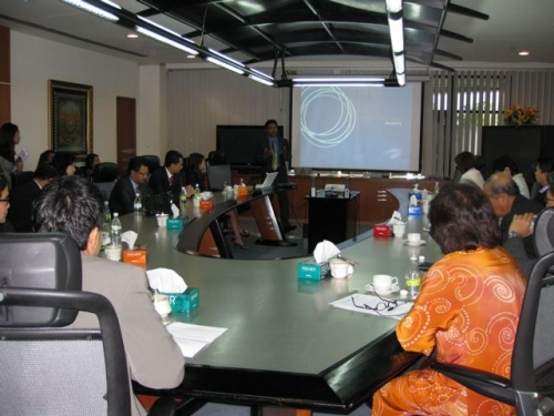 (29 October 2008) KLBC Breakfast Forum   Briefing on Global Brand Forum - 6