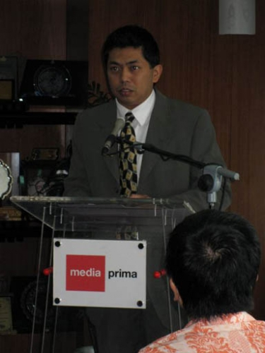 (29 October 2008) KLBC Breakfast Forum   Briefing on Global Brand Forum - 7