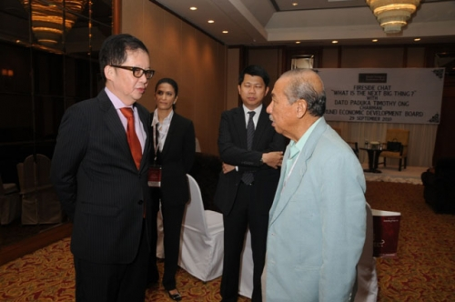 (29 September 2010) Fireside Chat with Dato  Paduka Timothy Ong - 5