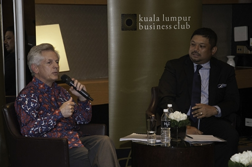 (2 June 2016) KLBC Fireside Chat with Richard Graham MP - 9