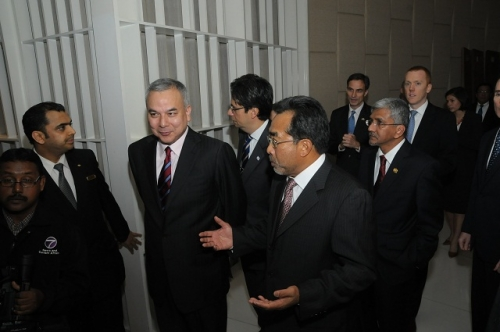 (30 May - 1 June 2012) Visit by US Senators John McCain and Joseph Liberman - 13