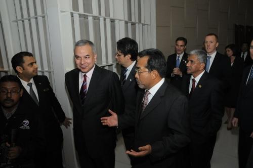 (30 May - 1 June 2012) Visit by US Senators John McCain and Joseph Liberman - 13
