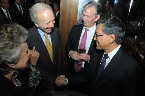 (30 May - 1 June 2012) Visit by US Senators John McCain and Joseph Liberman - 15