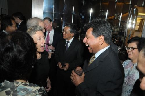 (30 May - 1 June 2012) Visit by US Senators John McCain and Joseph Liberman - 16