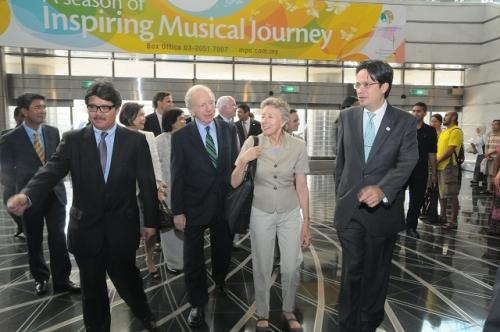 (30 May - 1 June 2012) Visit by US Senators John McCain and Joseph Liberman - 3