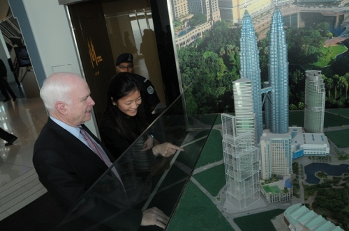 (30 May - 1 June 2012) Visit by US Senators John McCain and Joseph Liberman - 7