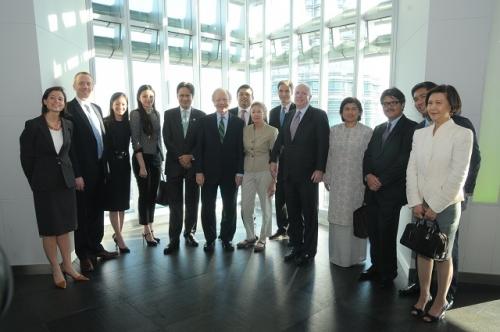 (30 May - 1 June 2012) Visit by US Senators John McCain and Joseph Liberman - 8