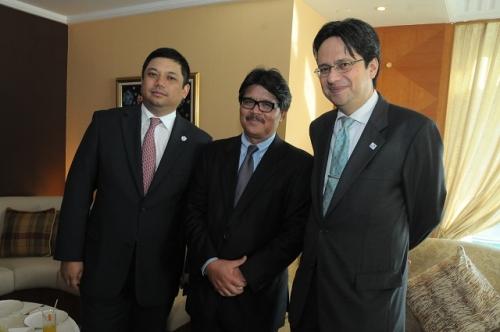 (30 May - 1 June 2012) Visit by US Senators John McCain and Joseph Liberman - 9