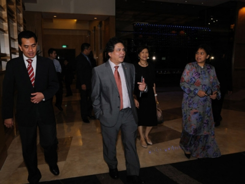 (31 January 2011) Fireside Chat with Dato  Sri Idris Jala - 1