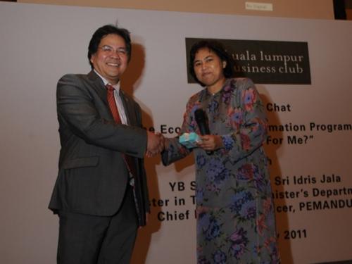 (31 January 2011) Fireside Chat with Dato  Sri Idris Jala - 13