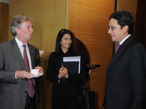 (31 January 2011) Fireside Chat with Dato  Sri Idris Jala - 3