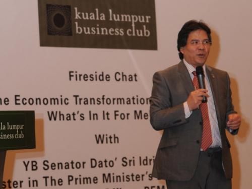 (31 January 2011) Fireside Chat with Dato  Sri Idris Jala - 6